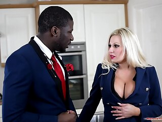 Horny sex clip MILF exclusive you've seen big tits blonde hd