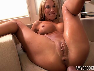 Amy Brooke - OMG..she can take it all !! anal blonde fetish