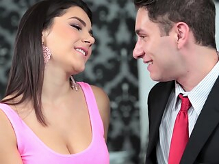Valentina Nappi - International Affair brunette hd straight
