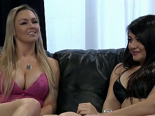 Penthouse Siterip - 17389 96022 with Abbey Brooks and Sophia Jade big tits blonde brunette