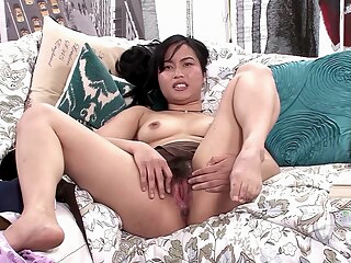 ATKHairy - Omorose Solo amateur asian brunette